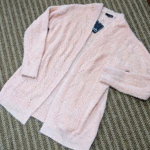 rbx New Peachy Keen Oversized Cardigan Sweater